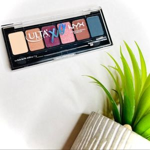 Ulta Beauty x NYX Limited Edition Eyeshadow Set